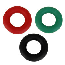 30/40/50 LBS Strength Exercise Training Silicone Ring Hand Power Grip Gripper