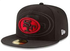 Official 2016 San Francisco 49ers New Era 59FIFTY NFL On Field Fitted Hat
