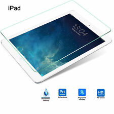 For Apple iPad Models HD Genuine Tempered Glass 9H+ Film Screen Protector Guard