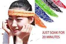 Cooling Towel HEAD BAND Bandanna Head Neck Cooling Scarf Wrist Cool Arms Leg