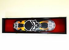 Single Skateboard Deck Display Case Cabinet Rack Wall Holder 98% UV FULL SIZE