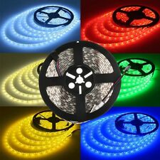 Wholesale 5M 10M 25M 50M 5050 SMD 150/300 Leds RGB LED Strip Light 12V DC