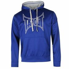 TAPOUT FOIL OVERHEAD HOODY - BLUE