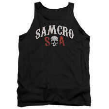 Sons Of Anarchy Samcro Forever Mens Tank Top Shirt