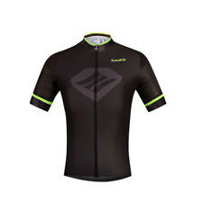 Santic Summer Cycling Short Sleeve Shirts Breathable Bicycle Bike Jersey New DS