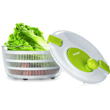 Kitchen Cook Aid Vegetable Salad Spinner Dryer Colander Strainer Sifter bowl