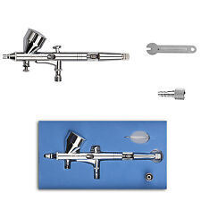 Spirit Air SP180 Dual Action Gravity Feed Airbrush 0.2mm Art Paint Tattoo Kits