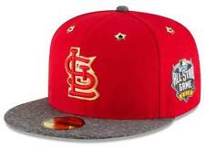 Official 2016 MLB All Star Game St Louis Cardinals New Era 59FIFTY Fitted Hat