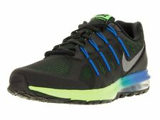 Nike AIR MAX DYNASTY Mens Black Blue Green Gray Athletic Running Sneakers Shoes