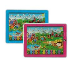 HOT Y-Pad Touch Screen Pad Children's Funny Farm Tablet Computer Laptop Toy J7M1