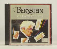 Bernstein's Greatest Hits (CD, CBS Composers'Greatest Hits) NEW