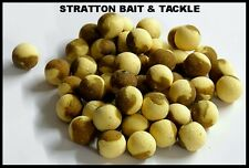 10X 15MM 2 TONED COCONUT & ANISEED WAFTER BOILIES SHELFLIFE BAIT CARP