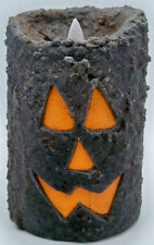 Star Hollow Candle Company Jack O Lantern Motion Flameless Candle