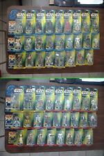 Star Wars POTF Freeze Frame 21 Figures Available A-L Every 2nd Ships Free
