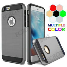 New Rugged Heavy Duty Anti-Shock Bumper Hybrid Back Case Cover For Various Phone