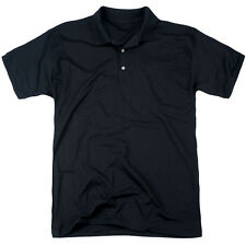 Csi Miami The Cast In Black (Back Print) Mens Polo Shirt