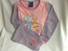 GIRLS OFFICIAL  IN THE NIGHT GARDEN UPSY DAISY  LONG PYJAMAS  KIDS  NIGHTWEAR