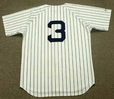 BABE RUTH New York Yankees Majestic Cooperstown Home Baseball Jersey