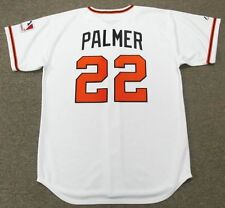 JIM PALMER Baltimore Orioles 1969 Majestic Cooperstown Home Baseball Jersey