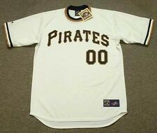 """PITTSBURGH PIRATES 1971 Majestic Cooperstown """"Customized"""" Home Baseball Jersey"""