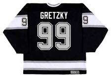 WAYNE GRETZKY Los Angeles Kings 1993 CCM Vintage Away NHL Hockey Jersey