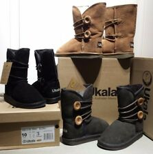 UKALA by EMU  Kids Toddler XK80032 Girl's Amelia Low winter boots sizes 9 TO 13