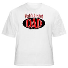 World's Greatest Dad - Havanese T-Shirt - Sizes Small through 5XL