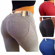 Women Sexy High Waist Slim Skinny Leggings Stretchy Pants Leggings Pencil Pants