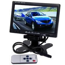 "NEW 7"" TFT-LCD Car Rearview Monitor with Color Display"
