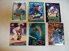 HUGE Gary Sheffield Lot  19 cards all different