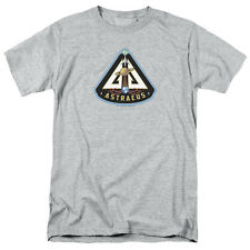 Eureka Astraeus Mission Patch Mens Short Sleeve Shirt