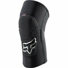 Fox Launch Adults Enduro MTB XC Mountain Bike Cycle Knee Pads Guards - Clearance