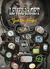 Level 13.Net: Just For Laughs (DVD, 2003) BRAND NEW SEALED DVD