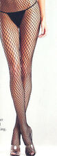 Be Wicked 558B Pantyhose Spandex Industrial Net Fishnet Tights One Size Black