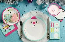 C.R. Gibson Christmas Holiday Dining Party Paper Napkins – Whimsical Friends