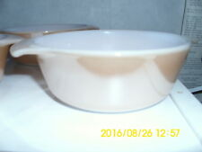 FIRE KING ANCHOR HOCKING MINI CASSEROLE DISHES LOT OF3