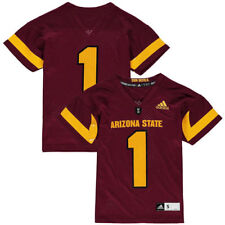 Arizona State Sun Devils adidas Youth Replica Football Jersey - Maroon - College