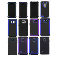 Hybrid Dual Layer Armor Defender Protective Case Cover for Samsung Note 3 C1