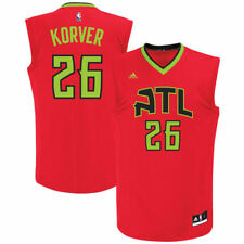 Kyle Korver Atlanta Hawks adidas Alternate Replica Jersey - Red - NBA
