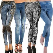 NEW Women Sexy Jean Skinny Jeggings Stretchy Slim Leggings Fashion Skinny Pants