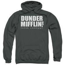 The Office Dunder Mifflin Mens Pullover Hoodie