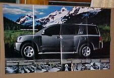 2004 Nissan Armada New Full Sized SUV Poster Free Shipping