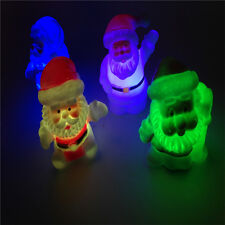 7 Colors Changing Santa Claus LED Night Light Lamp Xmas Home Party Decor Gift us