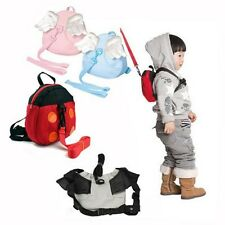 *UK Seller* Baby Toddler Walking Assistant Learning Safety Reins Harness Walker
