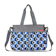 Waterproof Large Mummy Bag Tote Shoulder Handbag Baby Nappy Change Diaper Bag