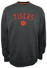 "Clemson Tigers NCAA Champion ""Safety"" Men's Pullover Crew Sweatshirt"