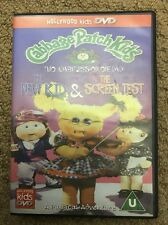Cabbage Patch Kids - the New Kid & the Screen Test  DVD Buster West, Tom Patrico