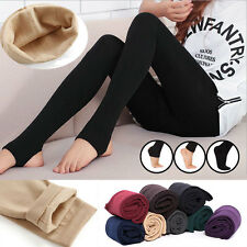 Winter Autumn Warm Thick Velvet Matte Stockings Sexy Womens Shaping Leggings NEW