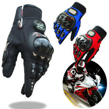2016 Motorbike Motocross Summer Fiber Bike Racing Gloves Pro-Biker Motorcycle