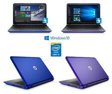 "HP 17.3"" Touchscreen Laptop PC Intel Core i3 2.30GHz 8GB 1TB Backlit Keyboard"